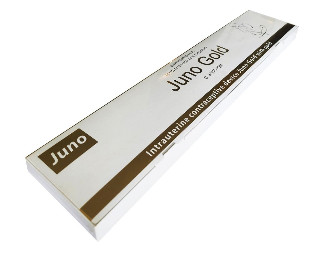 Внутриматочная спираль Юнона Juno Gold - Фото 3