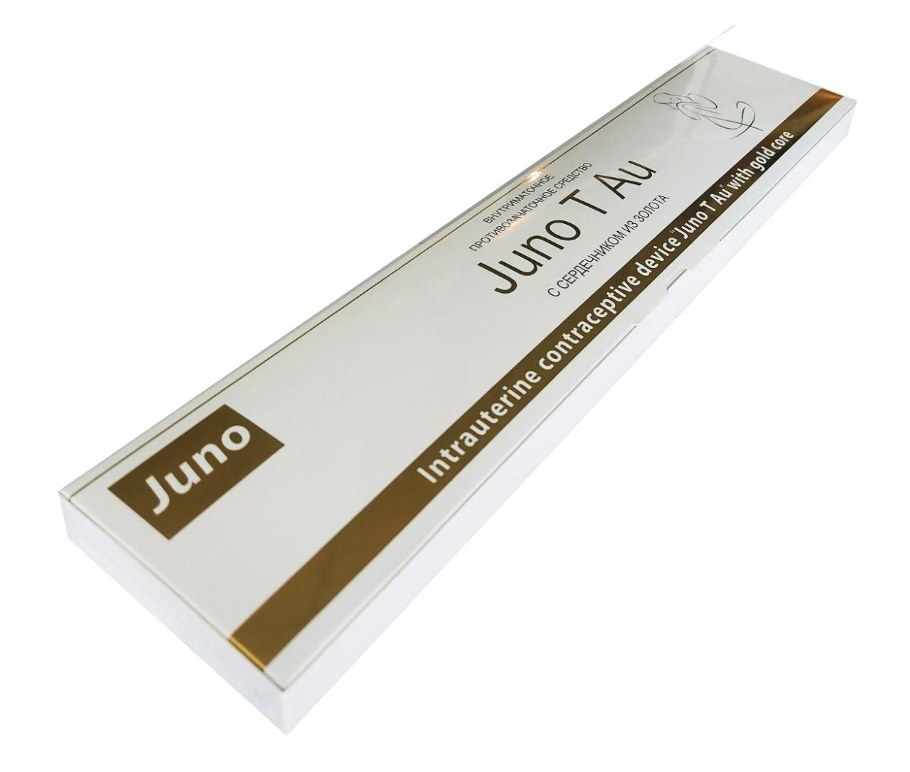 Внутриматочная спираль Юнона Juno Au - Фото 3